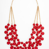 ModCloth Boho Always Impressive Necklace