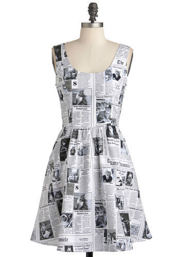 Start Spreading the Mews Dress | Mod Retro Vintage Dresses | ModCloth.com