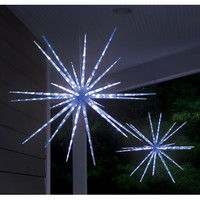 The Moravian Star Light Show