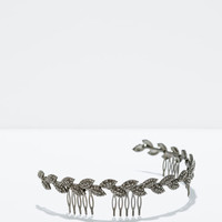 Laurel wreath hairband