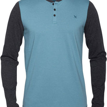 DRI-FIT LATERAL HENLEY MENS SHIRT Shirts & Flannels