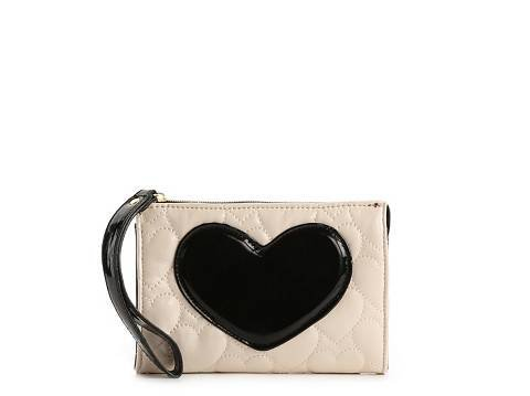 Betsey Johnson Mine & Yours Wristlet