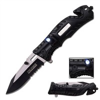 Sheriff Spring Assisted Rescue Knife