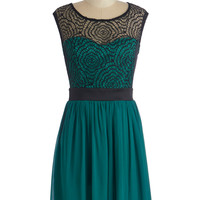 ModCloth Mid-length Sleeveless A-line Starletb