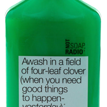 AWASH IN A FIELD OF FOUR-LEAF CLOVER | Bubbles for Bath or Shower