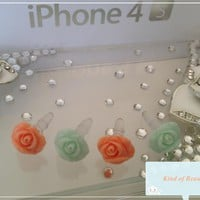 iPhone anit dust plug earphone plug