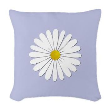 Daisy Flower, Blossoms, Petals - White Yellow Wove> Daisy Flower, Blossoms, Petals> Strawberry and Hearts