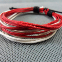 jewelry bangle ropes bracelet women bracelet girls bracelet men bracelet made of colorful hemp ropes  391S