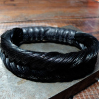 OCCULTER - O'ha Horse Hair Bangle by Black Sheep & Prodigal Sons