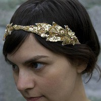 Bridal Headbands | So You're EnGAYged, A Gay Wedding Blog