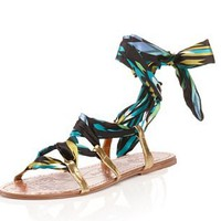 Boutique 9 Women&#x27;s Basia Sandal | MYHABIT