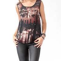 City Lights Tank