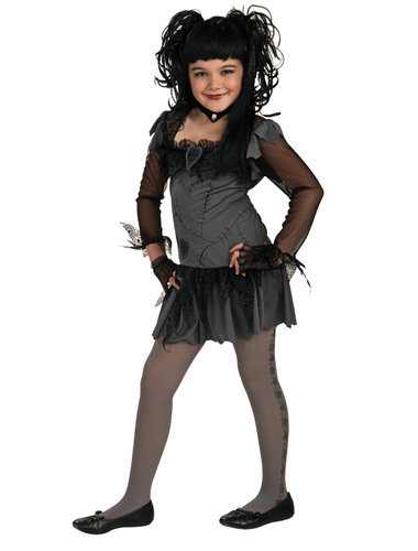 Gothic Sweetheart Kids Costume :: from store.vampirefreaks.com