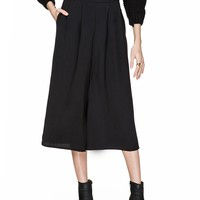 Cool Kids Black Culottes