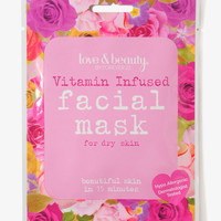 Vitamin Infused Facial Mask