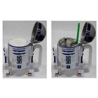 Amazon.com: Disney Star Wars R2-D2 Plastic Drink Stein Mug - Disney Parks Exclusive & Limited Availability - R2D2: Everything Else