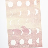 Free People FP Moon Phase Wall Art