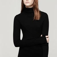 Rag & Bone - MIKAYLA TURTLENECK, Black