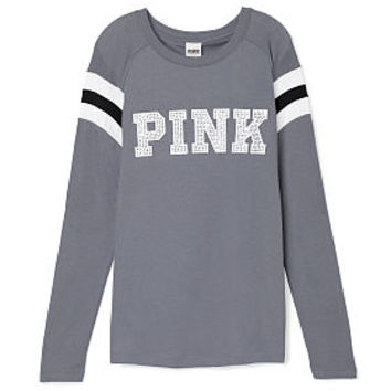 Long-sleeve Jersey - PINK - Victoria's Secret