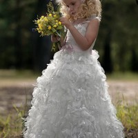 pictures of Flower Girl Dresses FGD158
