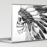 Native American Laptop & iPad Skin by Motohiro NEZU | Society6