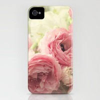 the first bouquet iPhone Case by Sylvia Cook Photography | Society6