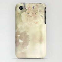 white on white iPhone Case by Sylvia Cook Photography | Society6