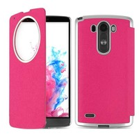 Skinplayer Trenther View Flip Case for LG G3
