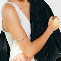 Twisted Snake Armband - Urban Outfitters