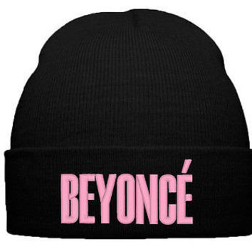 BEYONCE BEANIE WINTER HAT JAYZ AND BEYONCE BEANIE KNIT WINTER HAT NEW ALBUM