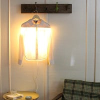 diy project: droog-style hanger lamp | Design*Sponge