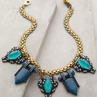 Oceanic Necklace by Lulu Frost Turquoise One Size Necklaces