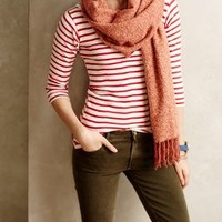Sailorette Scoop Tee by Toggery Red