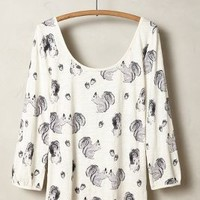 Forest Fete Tunic  by Anthropologie