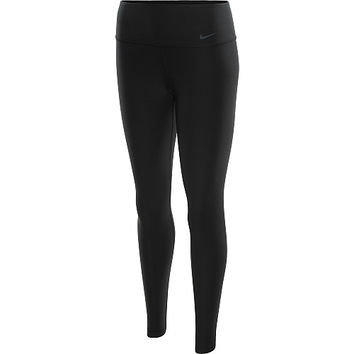 NIKE Women's Legend 2.0 Tight-Fit Polyester Pants
