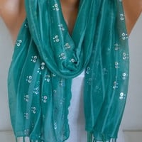 Scarf Shawl Scarf Fringe Scarf Cowl Scarf Bridesmaid Gift Gift Ideas for Her Women Fashion Accessories Christmas Gift