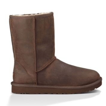 UGG® Australia Classic Short Leather Boot at Von Maur