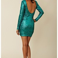 Backstage - Night Fever Dress