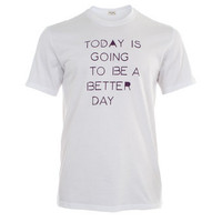 Paul Smith T-shirts | Regular Fit ?Today? T-shirt