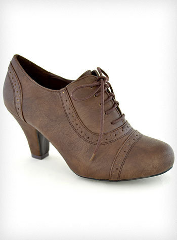 Whiskey Mill Oxford Heels