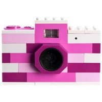 Amazon.com: Lego Pink Digital Camera: Toys & Games