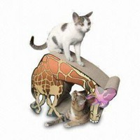 Wholesale Recyclable Corrugated Cardboard Cat Beds at Cheap Prices on Winpromote.com