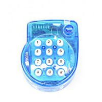buy cheap Mini Telephone with hands free headset wholesale on China Gadget Land