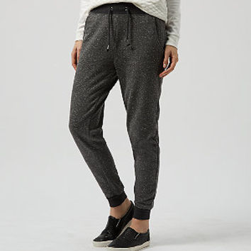 Grey Basic Slim Leg Joggers