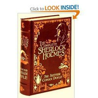 Amazon.com: The Complete Sherlock Holmes (Leatherbound Classics Series): Arthur Conan Doyle: Books