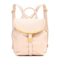see by chloé - leather backpack