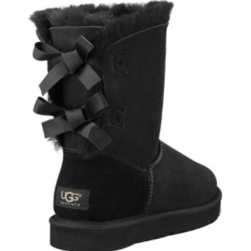 UGG Australia Women's Bailey Bow Winter Boot - Black | DICK'S Sporting Goods