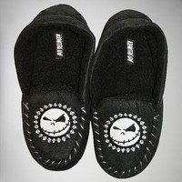 Nightmare Before Christmas Adult Unisex Moccasin Slippers