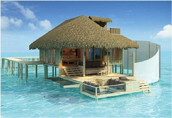 Six Senses Laamu, Maldives - Beautiful Maldives Resorts Design | House Design | Decorating Concept | House Rebuilding | Furniture | Garden | Office