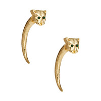 ASOS Panther Ear Tunnels at asos.com